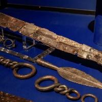 Archeonorico_Schwertkriegergrab